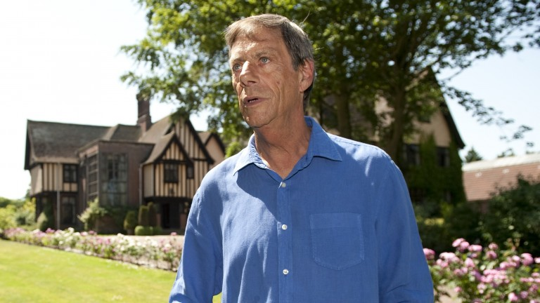 "Sir Henry Cecil: ""I don't particularly like giving interviews, but you've got your job to do"""