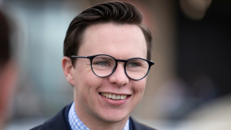 Joseph O'Brien: is represented by Winner Takes Itall