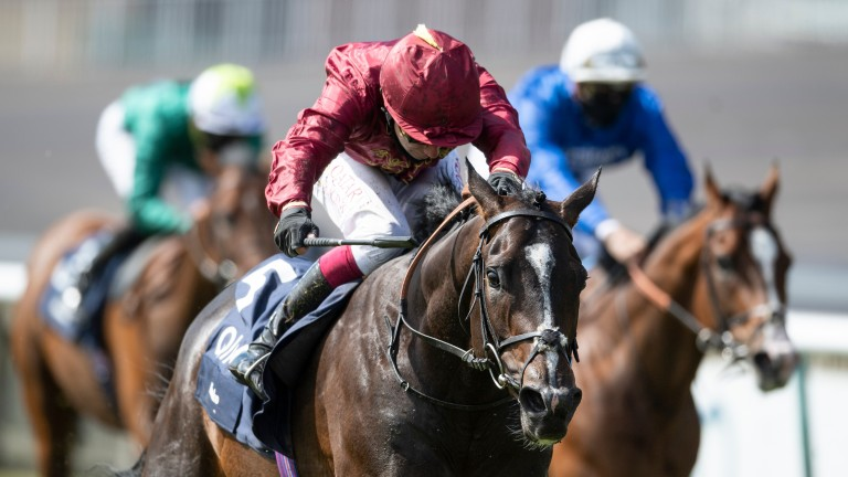 Kameko and Oisin Murphy power to Qipco 2,000 Guineas success at Newmarket