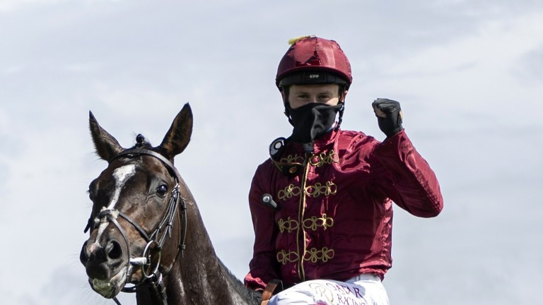 Kameko: won the 2,000 Guineas last month with Oisin Murphy