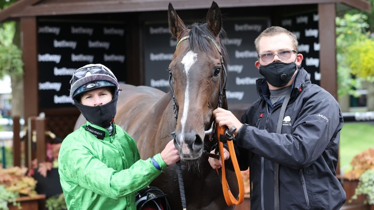 Brad The Brief: Group 3 winner at Chantilly this weekend