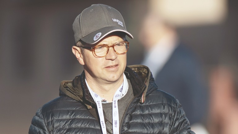 Roger Varian won last year's Albany Stakes and has two contenders this year