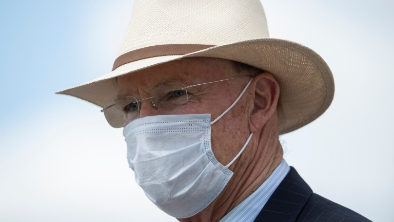 """John Gosden: """"Our three-year-old crop is the worst I've had in living memory"""""""