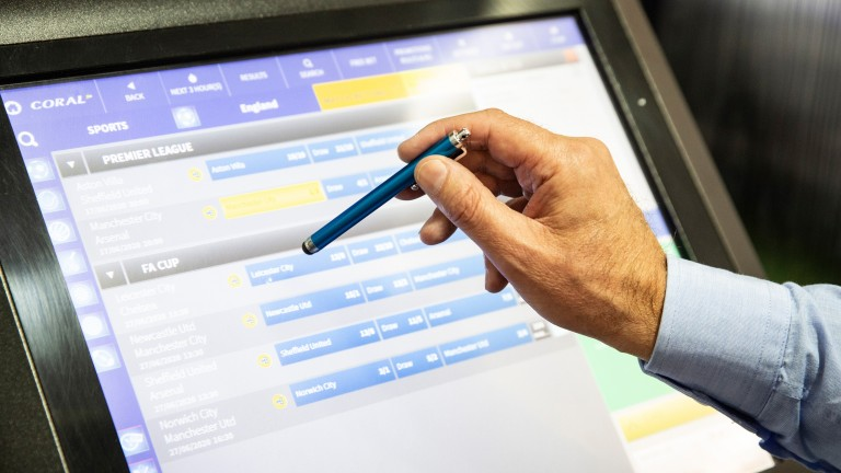 Touchscreen pens will be implemented to avoid fingers on screens