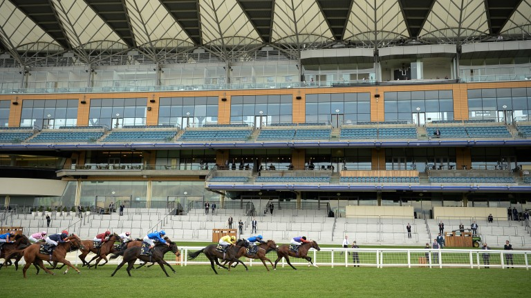 Two-year-olds will do battle at Royal Ascot next month