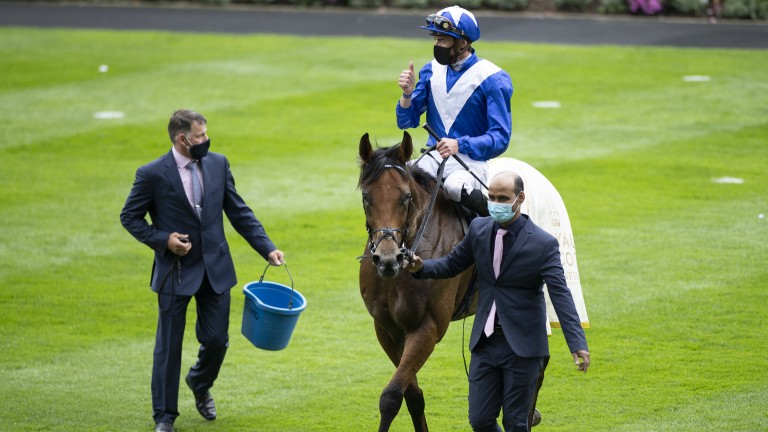 Lord North: the son of Dubawi earned a free berth to the Breeders' Cup after his Prince of Wales's triumph