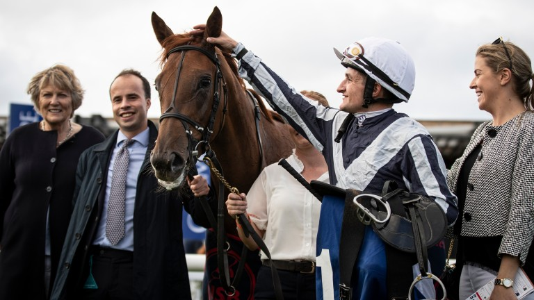 Alpine Star: a Group 2 winner at two who contests the Coronation Stakes