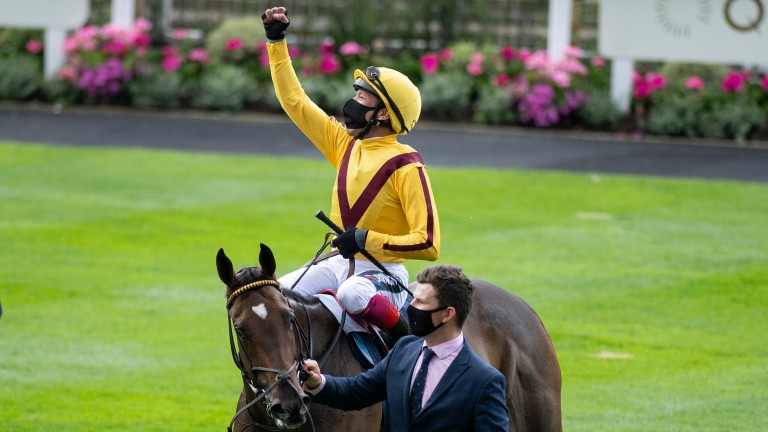 Campanelle: first Group 1 win in the Prix Morny