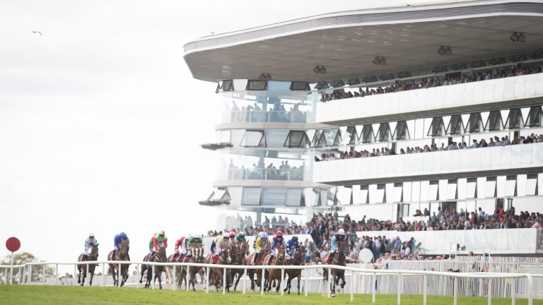 Galway races: their big festival is set to begin on July 27, a week after up to 500 people are due to be allowed to attend an outdoor event