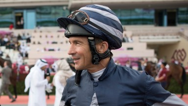 Adrie De Vries collected a second win in the German 1,000 Guineas at Dusseldorf on Sunday