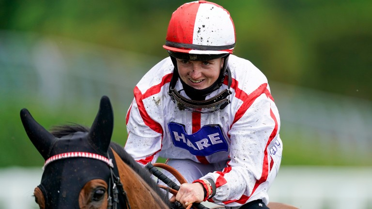 Hollie Doyle: rode her first Royal Ascot winner aboard Scarlet Dragon last month
