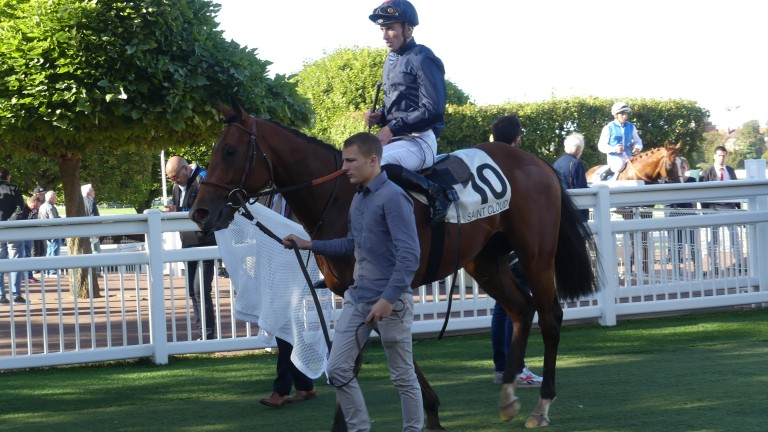 Ocean Atlantique: heading for the French Derby