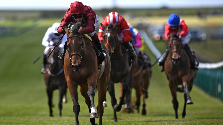 Time Scale: impressed Oisin Murphy at Newmarket