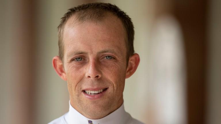Ben Curtis: has first Derby ride aboard Highland Chief