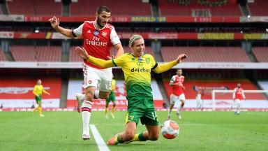 Norwich City seem certain to go down