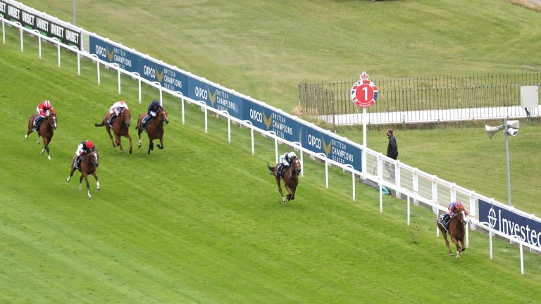 Clear daylight separates Love from her Investec Oaks rivals