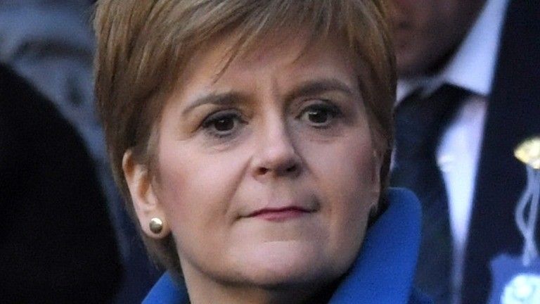 Nicola Sturgeon: indicated Scottish betting shops are likely to open at the end of April