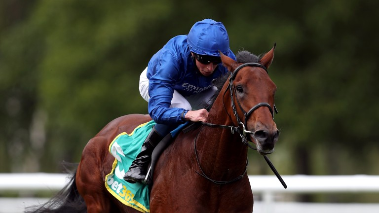 Master Of The Seas: emulated his sire Dubawi in the Superlative Stakes