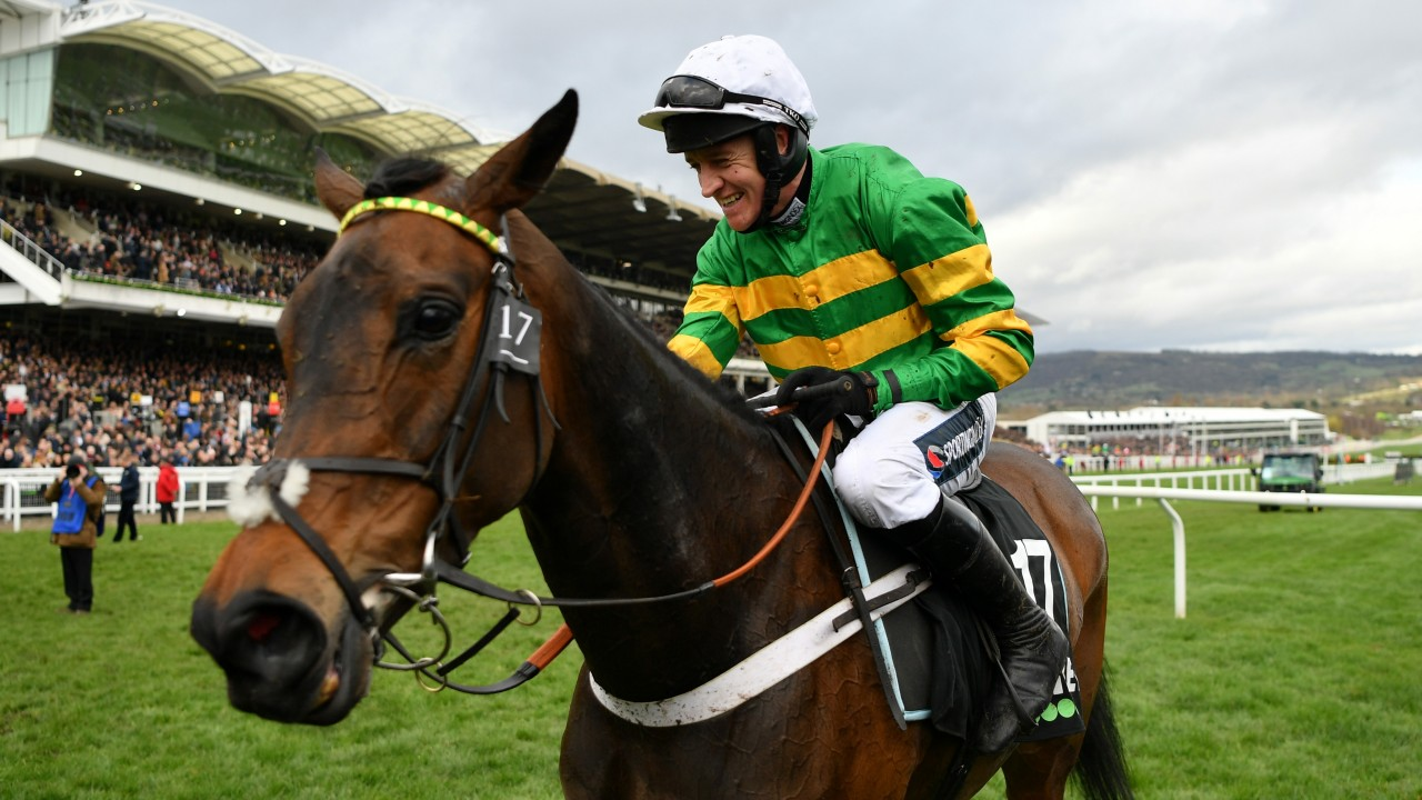 Barry Geraghty | Memories from an Extraordinary Career in the Saddle