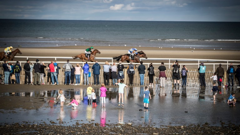 """Laytown races chairman Joe Collins: """"We are already looking forward to welcoming everyone back to our 2021 race fixture"""""""