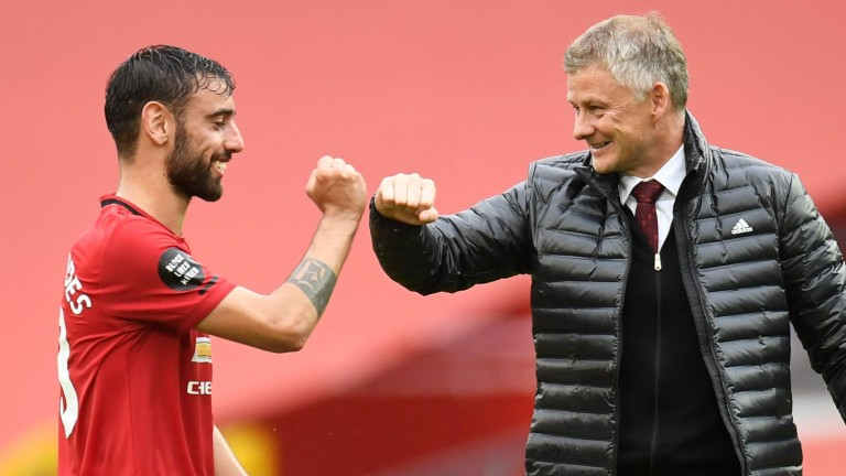 Manchester United should be celebrating victory in Spain