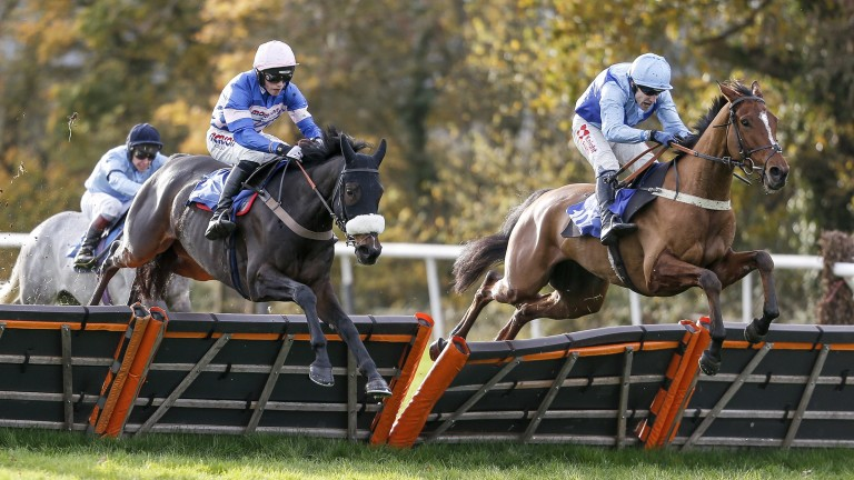The use of 48-hour declarations for jump races is officially temporary and will revert to 24 when the time is considered to be right