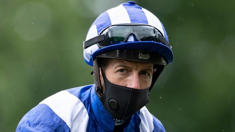 Jim Crowley: Shadwell's main rider