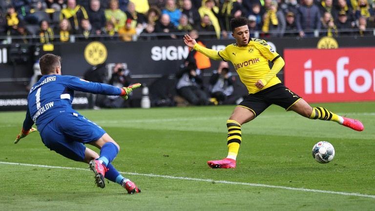 Jason McAteer believes Jadon Sancho could take Liverpool to the next level