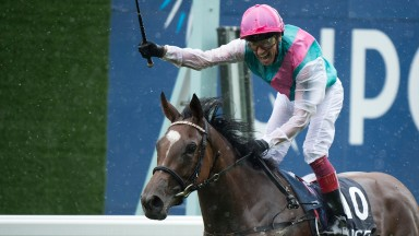 Enable achieves the best Topspeed rating of her career in the 2017 King George VI and Queen Elizabeth Stakes at Ascot