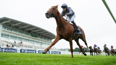 Serpentine wins this year's Derby, the last to be run under the Investec banner