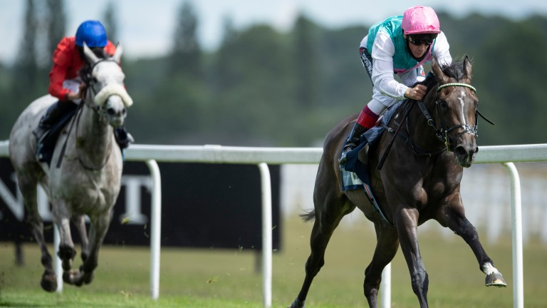 Franconia: stepping up to Group 1 level for John Gosden