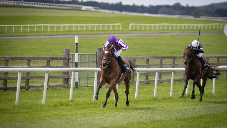 Magical: in a class of her own at the Curragh