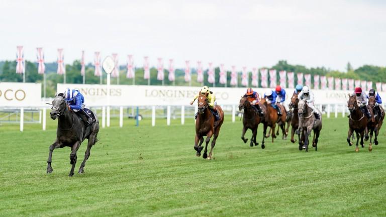 Khaloosy: won the previous running of the Britannia