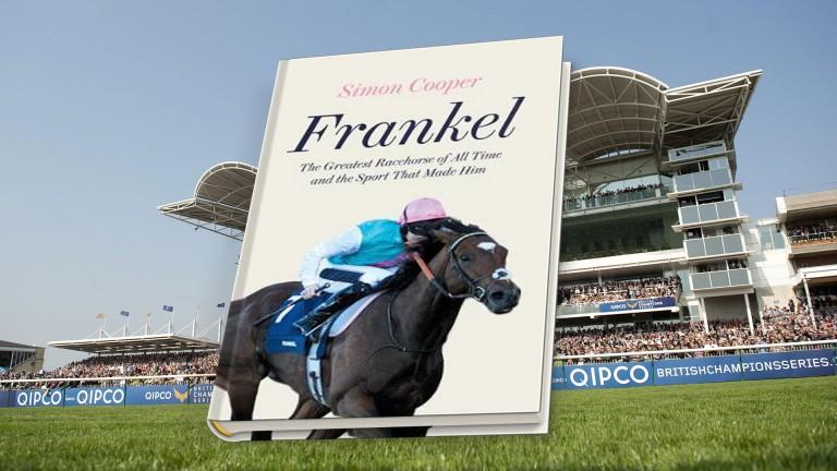 Frankel by Simon Cooper