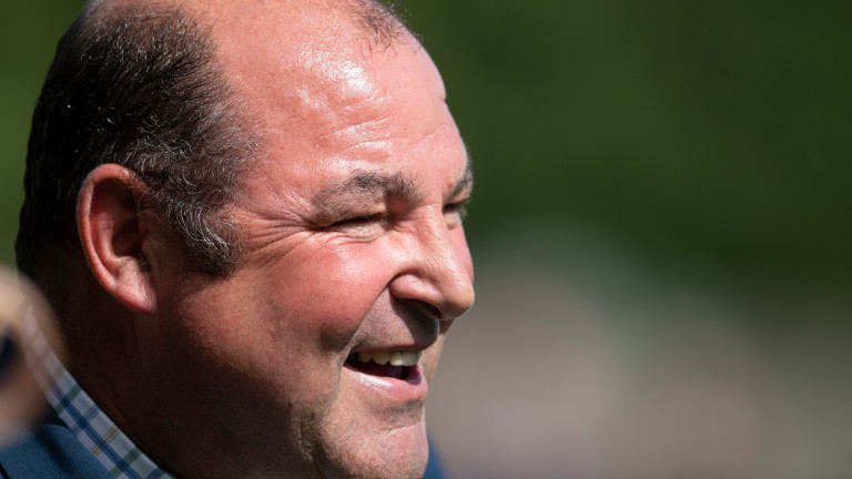 Roger Teal: will drop Oxted in trip at Royal Ascot