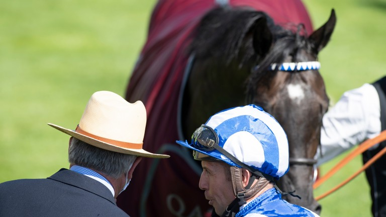 Marcus Tregoning and Jim Crowley discuss Mohaather's Group 1 triumph