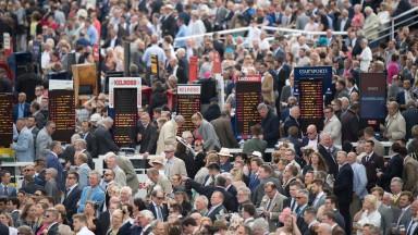 The betting ringGoodwood 3.8.17 pic: Edward Whitaker