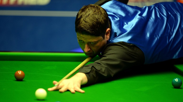 Matthew Stevens is a two-time Crucible finalist and could make life difficult for four-time champion John Higgins