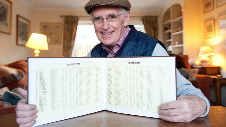 Stan Mellor: 1963 National Hunt Champion Chase win was among his most memorable