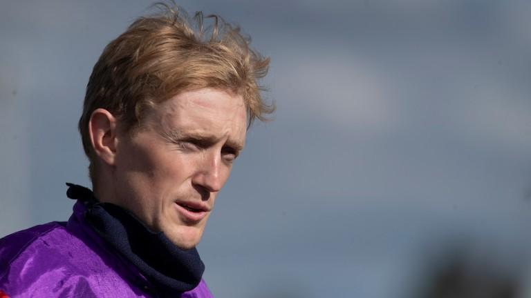 Billy Lee: currently fourth in the Irish Flat jockeys' championship on 29 winners