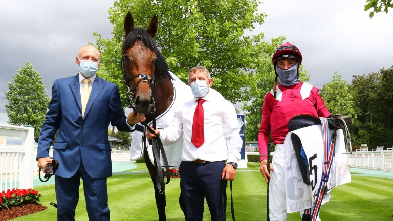 Mishriff: starred at Deauville over the weekend