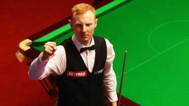 Anthony McGill has not been scoring that heavily but he remains one of the shrewdest tactical players in top-level snooker