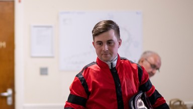 Danny Brock : on the comeback trail Pic: Edward Whitaker