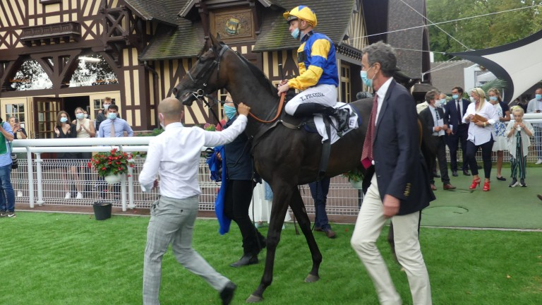 """Wonderful Tonight: trainer David Menuisier has a """"big call"""" whether to supplement his filly for the Arc"""