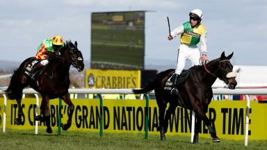 Many Clouds: Trevor Hemmings' star chaser lands the 2015 Grand National