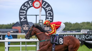 Musselburgh: won't have spectators for its meeting next Wednesday