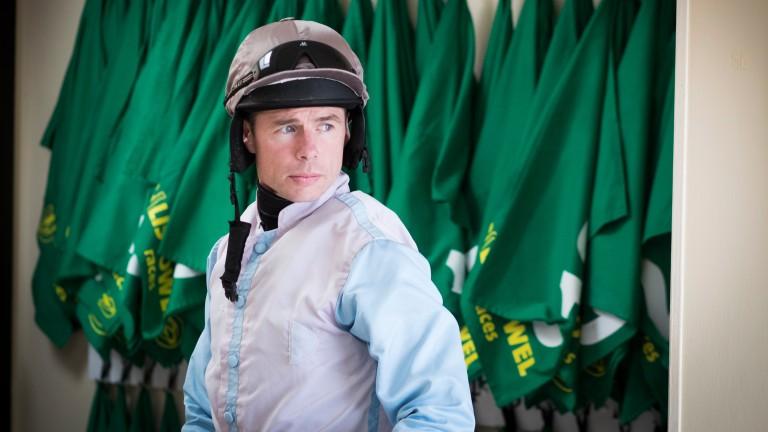 Denis O'Regan: gets the call-up to ride Presenting Percy at Down Royal