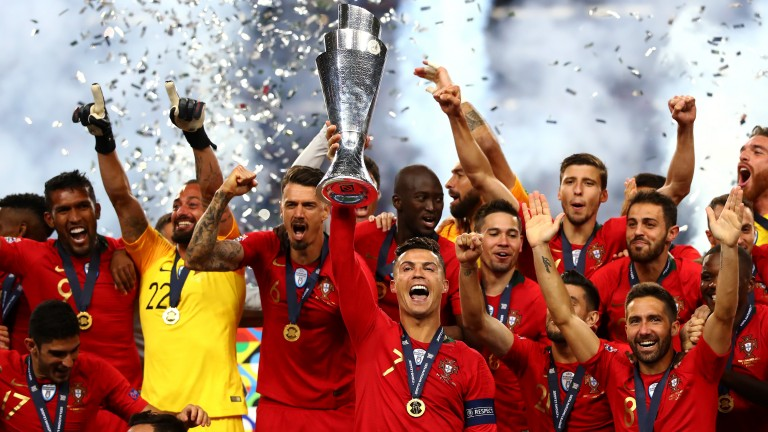 Defending champions Portugal also claimed Nations League glory in 2019