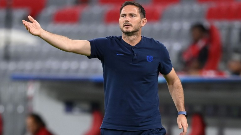 Frank Lampard's Chelsea have spent big this summer