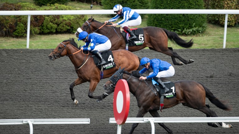 Kempton complements the action at Fairyhouse on ITV4